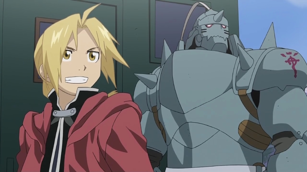 Edward Elric And Winry Rockbell Fma Brotherhood Rush ValleyEdward Elric Brotherhood Older