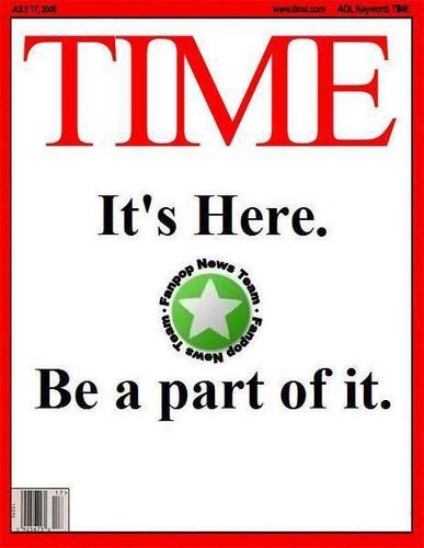 FNT Promos: Time Magazine