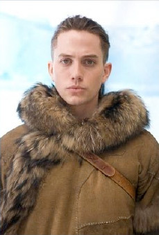 First Look: Jackson Rathbone as Sokka in Last Airbender !