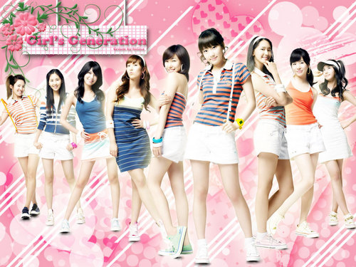 GIRLS GENERATION - girls-generation-snsd Wallpaper