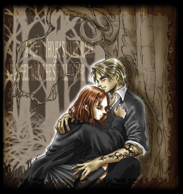 Érdekes Képek (Draco & Ginny & Mione) - Page 2 Ginny-and-Draco-draco-and-ginny-7179918-606-645