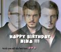 Happy b-day Nina ♥♥♥