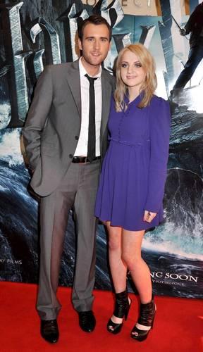 Harry Potter & The Half-Blood Prince Irish Premiere