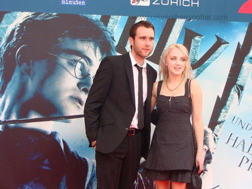 Harry Potter & The Half-Blood Prince Switzerland Premiere