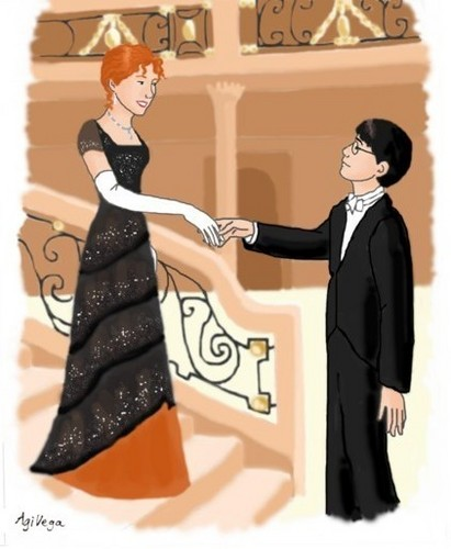 Harry Potter meets....