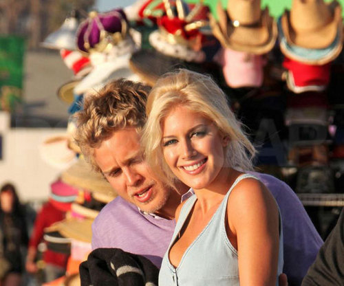 Heidi and Spencer boardwalk bliss