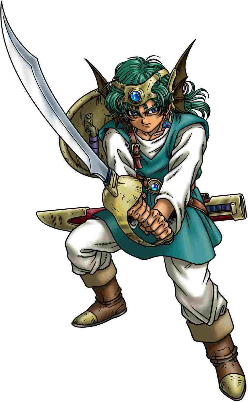 dragon quest images hero in dragon quest iv hd wallpaper