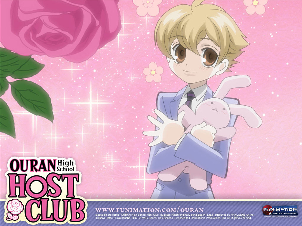 Ouran High School Host Club Images Honey D Hd Wallpaper And