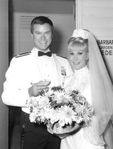I Dream of Jeannie Wedding - i-dream-of-jeannie Photo