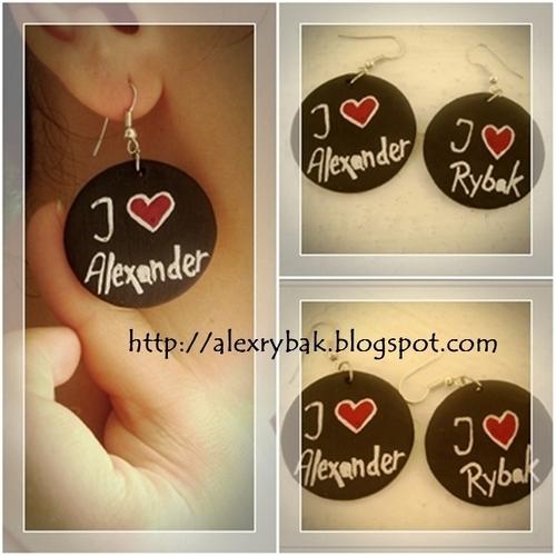 I love Alexander Rybak
