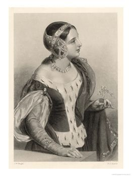 Isabella of France, কুইন of Edward II of England