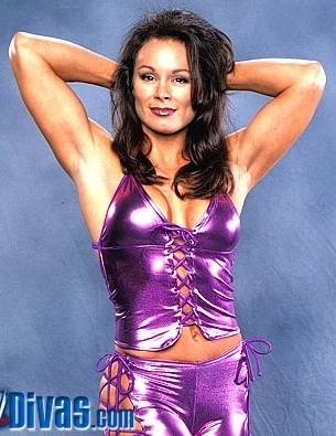 Wwe Former Diva Ivory achtergrond containing a maillot, a leotard, and a bustier called Ivory