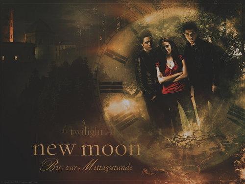 Jacob/Bella/Edward