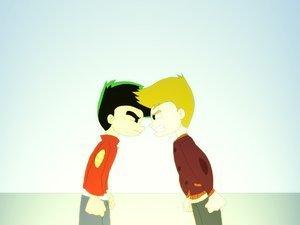 Jake and Brad