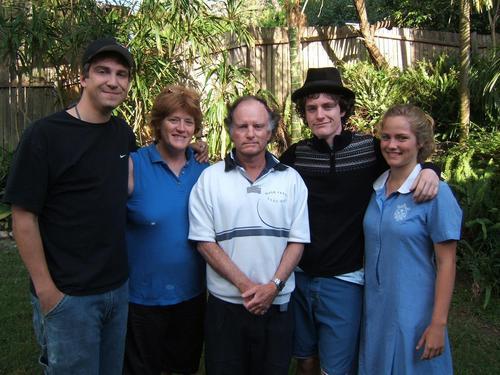 James Mclurcan and family