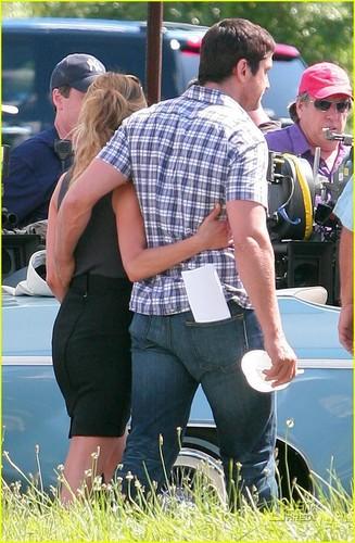 Jennifer & Gerard in NYC
