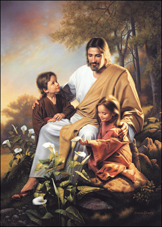 Jésus and Child