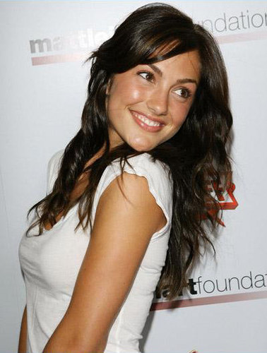 minka kelly fondo de pantalla containing a portrait and attractiveness called July 12,2007 - Matt Leinart Foundation's 1st Annual Celebrity Bowling Night