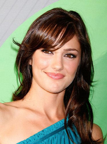 Minka Kelly hình nền with a portrait entitled July 17,2007 - NBC TCA All-Star Party