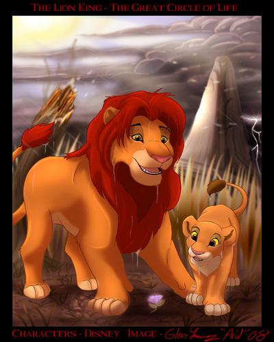 Kiara & Simba
