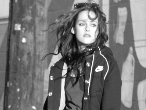 Kristen Stewart photoshoot for NYLON mag.