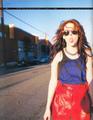 Kristen Stewart photoshoot for NYLON mag. - twilight-series photo