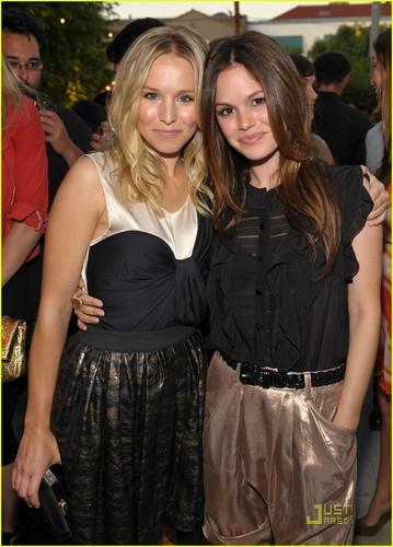 Kristen @ Vogue's 1-year Anniversary Party
