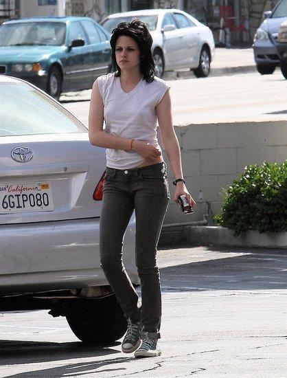 Kristen and Joan Jett