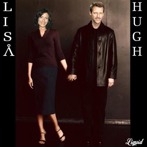 LISA AND HUGH (HOUSE AND CUDDY)