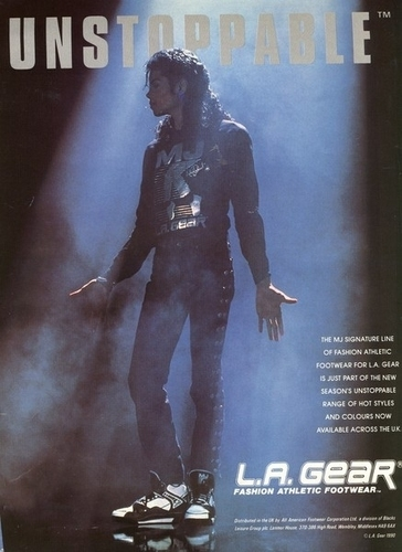 La Gear Ad Campaing, 1990