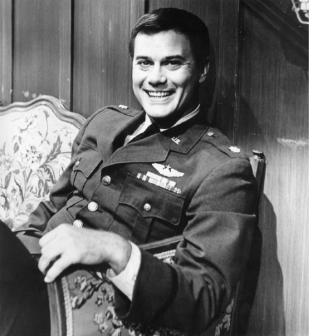 Larry Hagman as Tony Nelson - i-dream-of-jeannie Photo