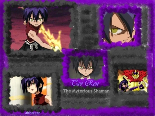 Shaman King wallpaper entitled Len Tao