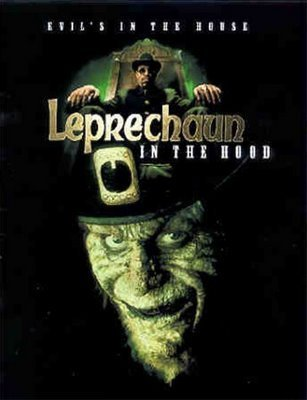 sinema ya kutisha karatasi la kupamba ukuta probably containing anime entitled Leprechaun