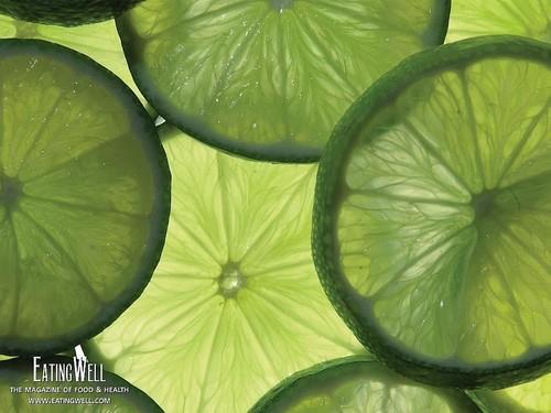 Limes fond d'écran