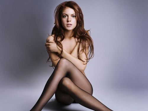 Lindsay Lohan Hintergrund containing skin called Lindsay Lohan