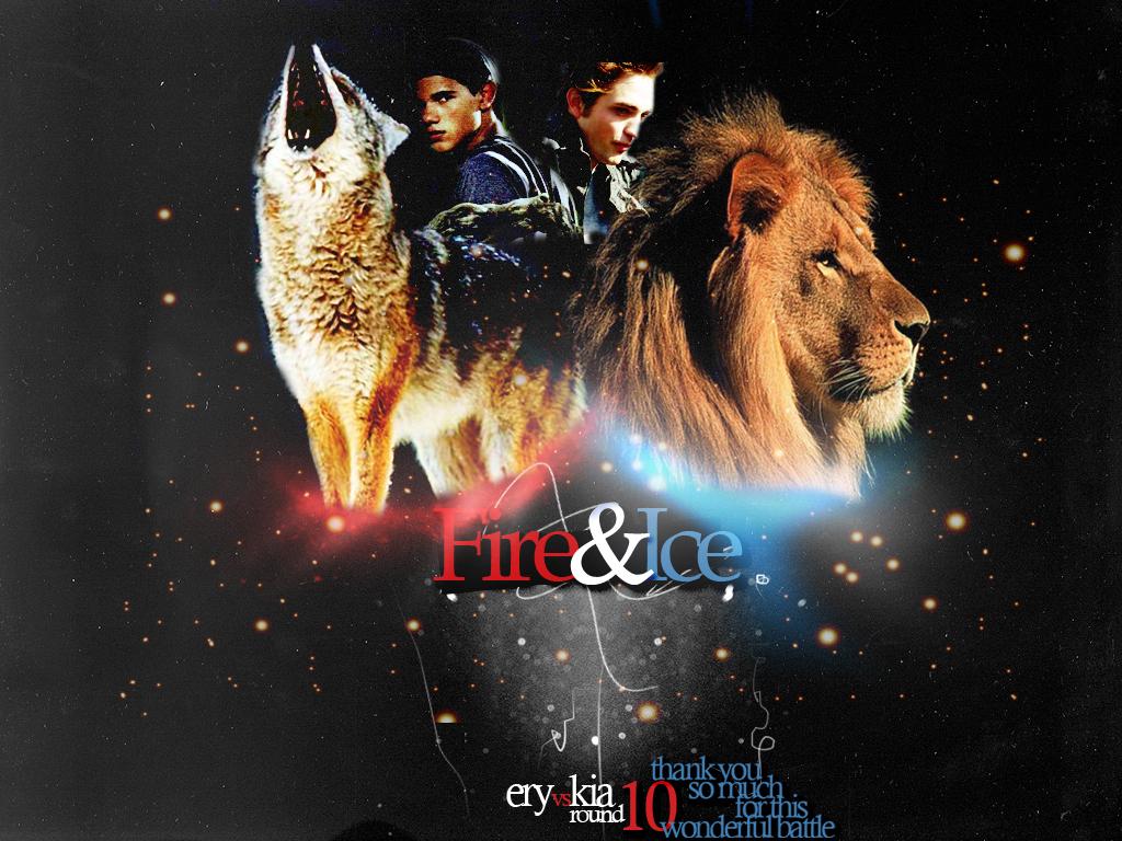 Wolf Vs Lion Wa...