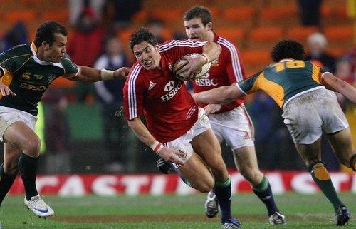 Lions vs Emerging Springboks