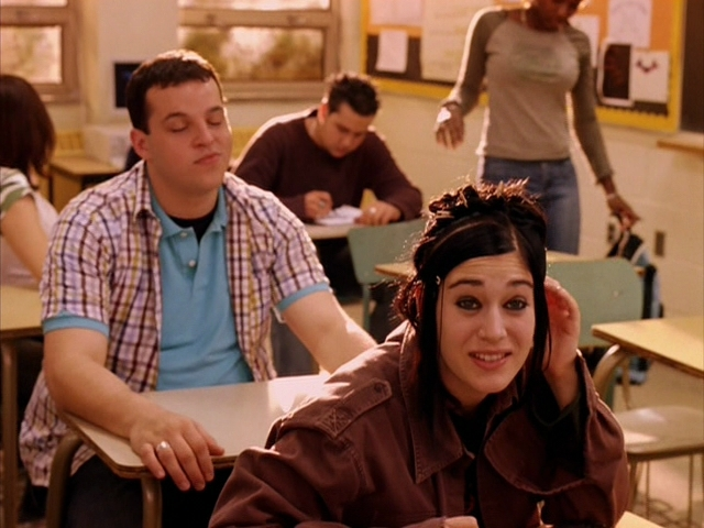 Lizzy in Mean Girls - Lizzy Caplan 640x480