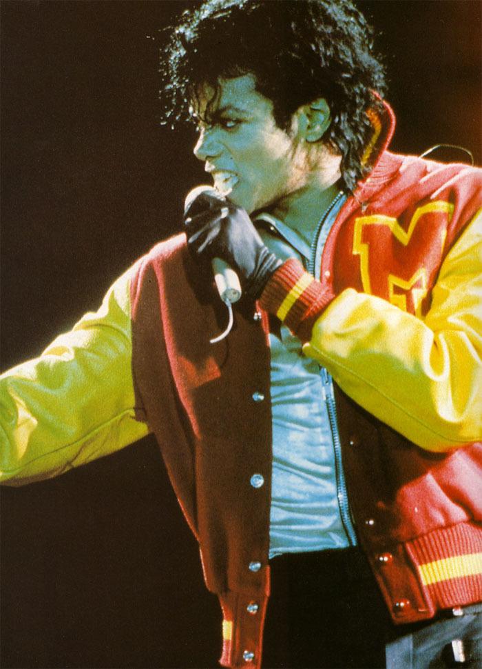 MJ Bad World Tour