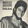 MJ Billie Jean record cover - michael-jackson photo