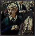 Malfoy - slytherin fan art