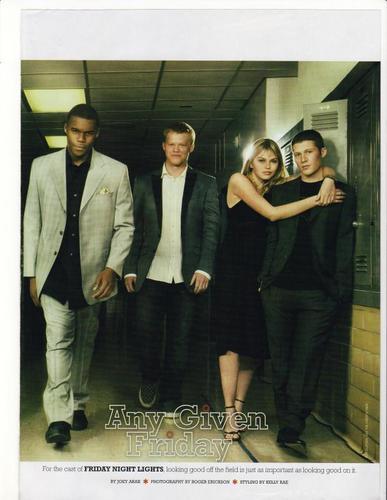 March 2007 STUFF Magazine Scans