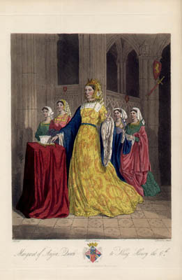 Margaret of Anjou, क्वीन of Henry VI of England