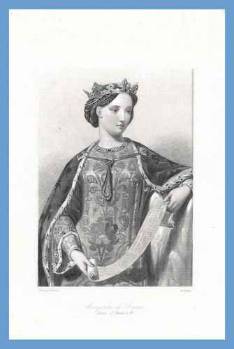Marguerite of France, 2nd queen of Edward I of England