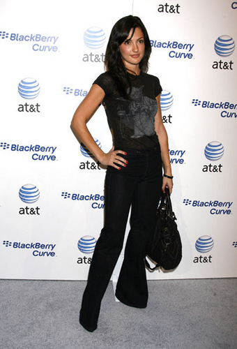 May 31,2007 - BlackBerry Curve from AT&T Launch Party