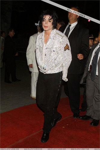 Michael Jackson (party)