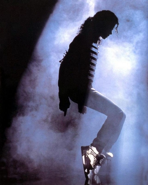 Michael jackson Dance Shadow