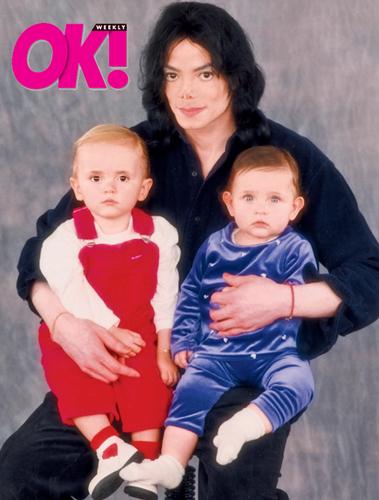 Michael's children ;))))))