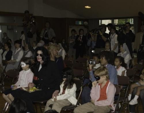 Michael's kids ;)