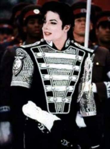 Michael with Lisa Marie Presley
